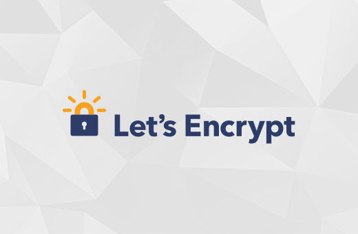 lets encrypt ssl certificate open source security site hosting